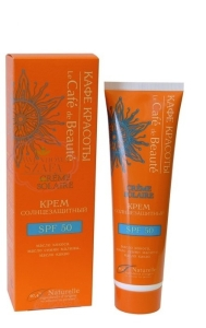 La Cafe do Beaute - Krem do opalania SPF 50 - 100ml