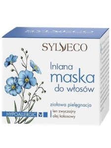 Sylveco - Hypoalergiczna  maska do włosów 150 ml. DATA WAŻN 04/2018